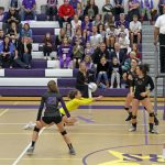 Varsity Volleyball - Homecoming 2018