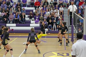 Varsity Volleyball – Homecoming 2018