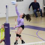 Junior Varsity Volleyball - Homecoming 2018