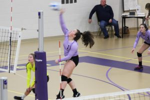Junior Varsity Volleyball – Homecoming 2018