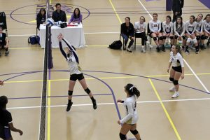 Freshmen Volleyball – Homecoming 2018