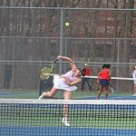 Varsity Tennis defeats Liggett 2019