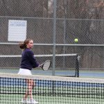 Varsity Tennis beats Jewish Academy 2019