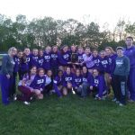 Girls Varsity Track & Field finishes 2nd place at CHSL track Championship