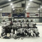Hockey Wins 1st Game in Program History