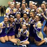 Cheer Team Breaks Points Record!