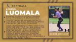 Spring Sports Senior Spotlight:  Lauren Luomala