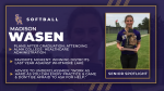 Spring Senior Spotlight:  Madison Wasen