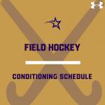 Field Hockey Conditioning