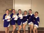 Pom at Michigan Pom Association Championships