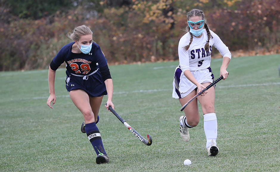 SCA Field Hockey Advances to Quarters