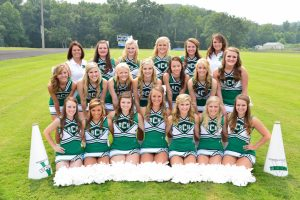 Cheer Pictures from Media Day