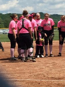 Pink-Out Game – 17 May 2014