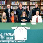 Hammond Signs With Union College