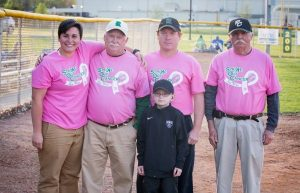 Pink-Out Game – 21 April 2015
