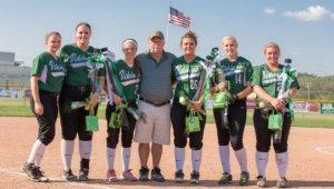 2015 Softball Seniors