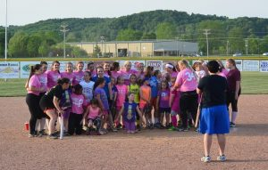 Youth Softball Clinic 12 May 2015