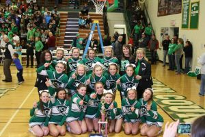 RC Cheerleading Competitions 2014-2015