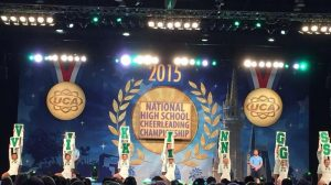 RC Cheerleaders go to Nationals @ Disney 2015!