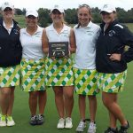 Girls Golf Earns 2nd Place in the GRC Invitational