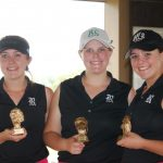 Lady Vikings Win at the Girls Eagle Trace Invitational II