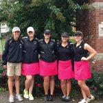 Viking Golf Improves by 46 Strokes at State
