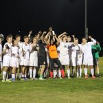 Boys Soccer Wins 15th Straight District Title