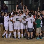 Back to Back Elite 8's for Boys Soccer