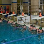 Rowan Swimmers Solid Start at Season Opener