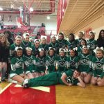 Rowan County Cheerleaders Pick up District Title