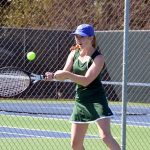 New Life Girls Tennis: Eagles step up level of competition