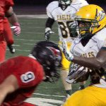 New Life Football: Breck overpowers the Eagles