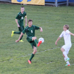 New Life Boys Soccer Defeats Hastings