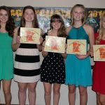 Eagle Volleyball All Conference Awards
