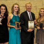 Thor, Stenerson, Gorter & Bomgren Earn Post Season Honors