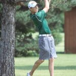 Boys Golf: Berger takes third in Class A