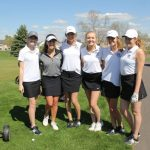 New Life Academy Girls Varsity Golf finishes 4th place