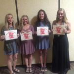 Eagle Softball Award Winners