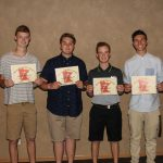 Boys Golf Conference Awards