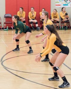 Varsity Volleyball vs. PACT Charter 9-15-16