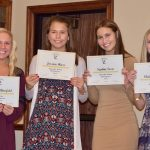 Girls Soccer Post Season Awards