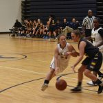 Girls' Basketball: Eagles start the season with a win (Woodbury Bulletin)
