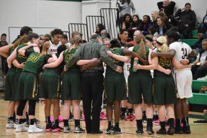 Girls Varsity Basketball vs Minnehaha 1/3/17