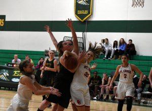 Girls Varsity Basketball vs St. Croix Lutheran 1.7.17