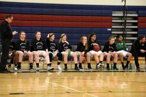 GIRLS VARSITY BASKETBALL VS TRINITY 2.7.17