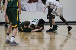 JV Basketball vs. Park