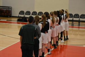 GIRLS VARSITY BASKETBALL VS ST. AGNES 2.13.17