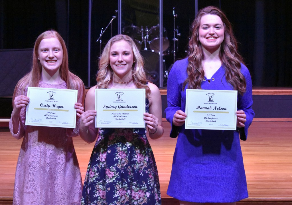 Girls Basketball Post Season Awards