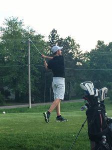 Boys Varsity Golf 5.16.17