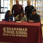 Brooke Bailey signs with Air Force